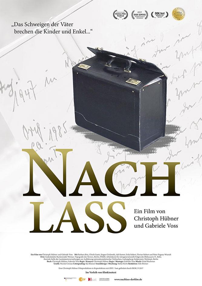 Kinoplakat des Films NACHLASS