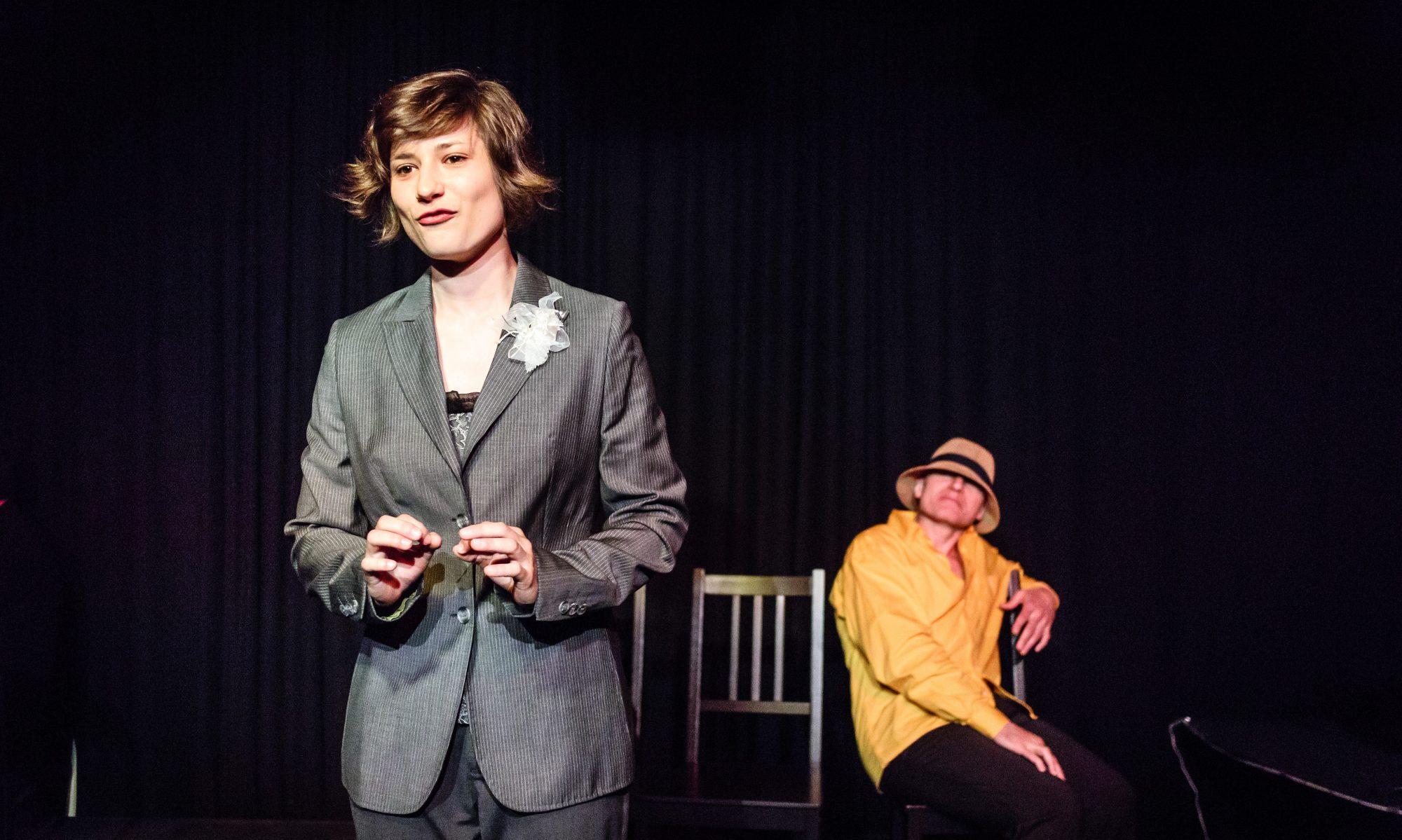 Theater Gegendruck